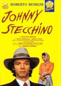 """Affiche du film """"Johnny Stecchino"""""""