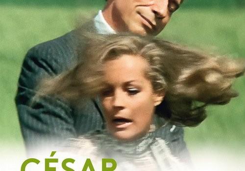 """Affiche du film """"César et Rosalie"""""""