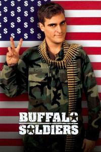 "Affiche du film ""Buffalo Soldiers"""