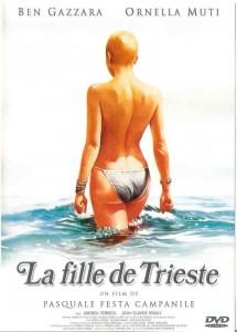 """Affiche du film """"La fille de Trieste"""""""