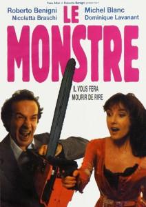"""Affiche du film """"Le Monstre"""""""