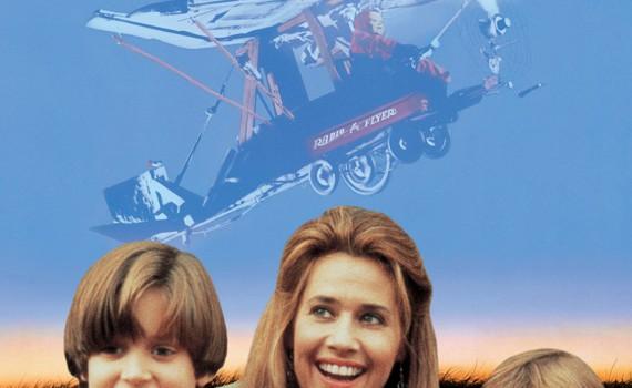 """Affiche du film """"Radio Flyer"""""""