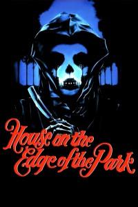 """Affiche du film """"La Maison au fond du parc"""""""