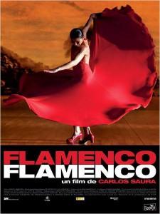 """Affiche du film """"Flamenco"""""""