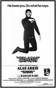 """Affiche du film """"Simon"""""""