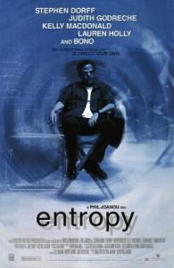 """Affiche du film """"Entropy"""""""