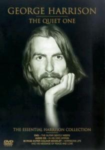 """Affiche du film """"George Harrison - The Quiet one"""""""