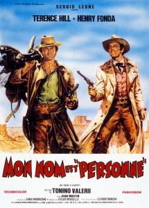 """Affiche du film """"Mon Nom Est Personne"""""""