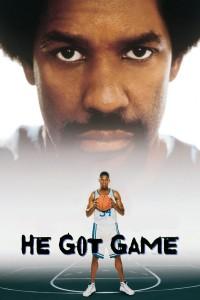 """Affiche du film """"He Got Game"""""""