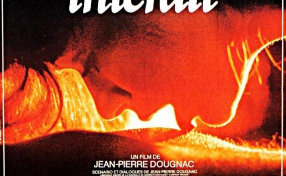 """Affiche du film """"Un amour interdit"""""""