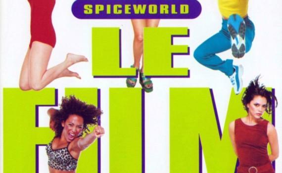 """Affiche du film """"Spice World, le film"""""""