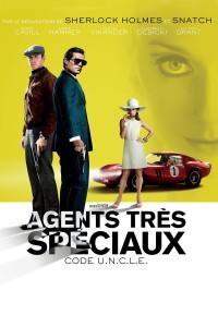 """Affiche du film """"Agents très spéciaux: Code U.N.C.L.E"""""""
