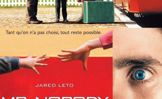"""Affiche du film """"Mr. Nobody"""""""