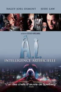 "Affiche du film ""A.I. Intelligence artificielle"""