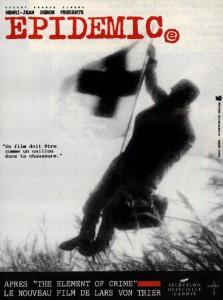 """Affiche du film """"Epidemic"""""""