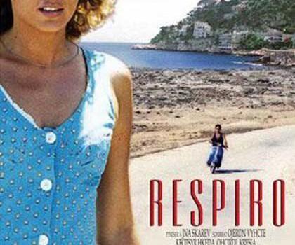 """Affiche du film """"Respiro"""""""
