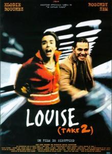 "Affiche du film ""Louise (Take 2)"""