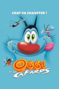 """Affiche du film """"Oggy et les cafards"""""""