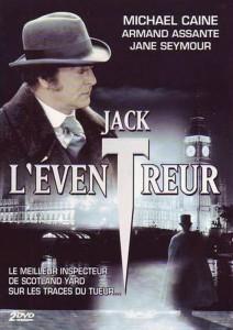 """Affiche du film """"Jack l'éventreur"""""""