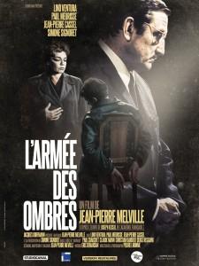 """Affiche du film """"L'Armée des ombres"""""""