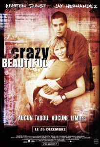 """Affiche du film """"Crazy/Beautiful"""""""