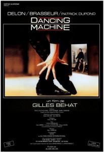 """Affiche du film """"Dancing Machine"""""""