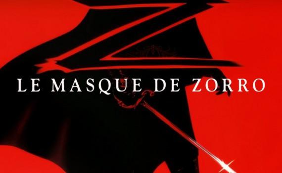 """Affiche du film """"Le masque de Zorro"""""""