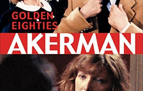 "Affiche du film ""Golden Eighties"""