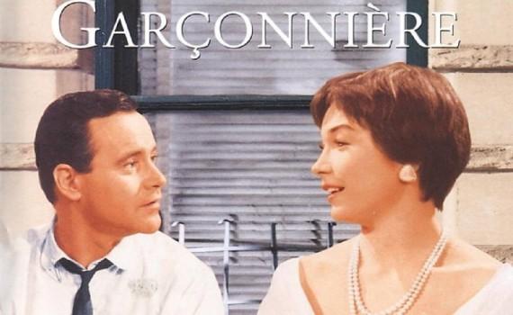 """Affiche du film """"La garçonnière"""""""