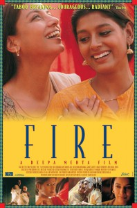 "Affiche du film ""Fire"""