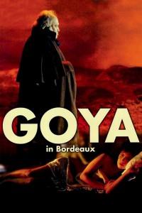 "Affiche du film ""Goya en Burdeos"""