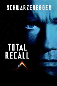 """Affiche du film """"Total Recall"""""""