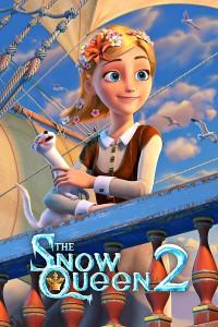 """Affiche du film """"La Reine des neiges 2 : Le Miroir sacré"""""""