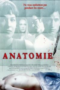 """Affiche du film """"Anatomie"""""""
