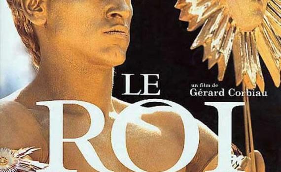 """Affiche du film """"Le roi danse"""""""
