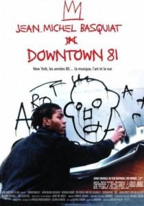 """Affiche du film """"Downtown 81"""""""
