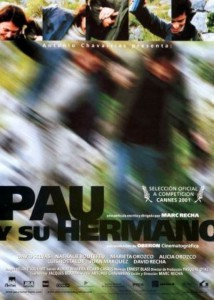 """Affiche du film """"Pau I El Seu Germà"""""""
