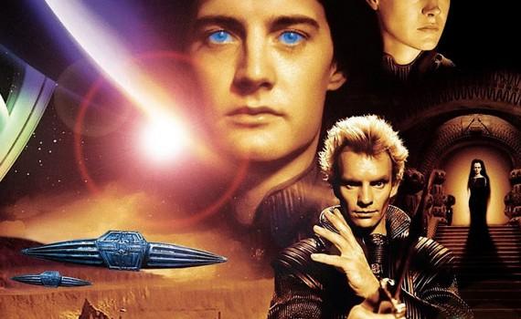 "Affiche du film ""Dune"""