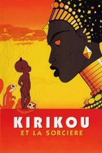 """Affiche du film """"Kirikou et la Sorcière"""""""