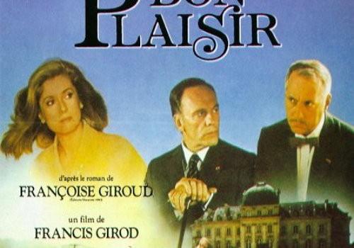 """Affiche du film """"Le bon plaisir"""""""