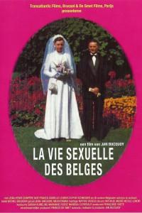 """Affiche du film """"La vie sexuelle des Belges 1950-1978"""""""