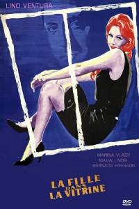 """Affiche du film """"La fille dans la vitrine"""""""