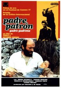 "Affiche du film ""Padre padrone"""