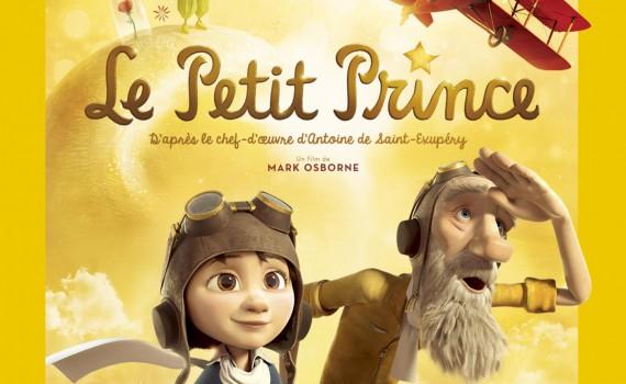 """Affiche du film """"Le Petit Prince"""""""