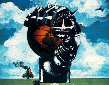 """Affiche du film """"Rollerball"""""""