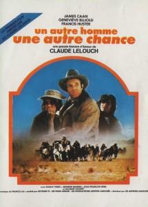 """Affiche du film """"Un autre homme, une autre chance"""""""