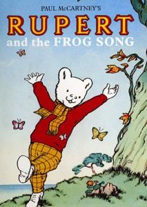"Affiche du film ""Rupert and the Frog Song"""