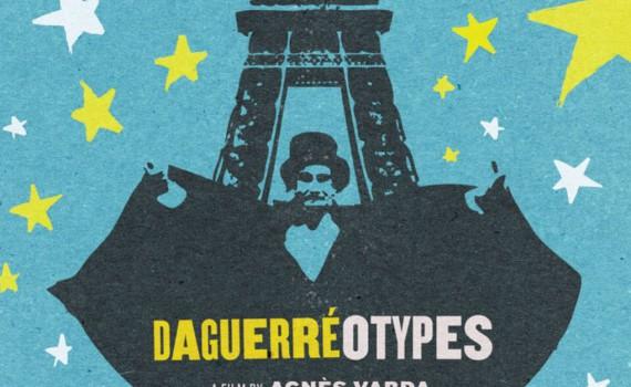 """Affiche du film """"Daguerréotypes"""""""