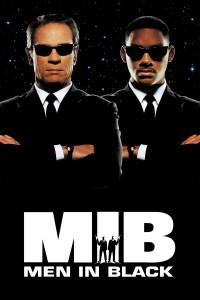 """Affiche du film """"Men in Black"""""""