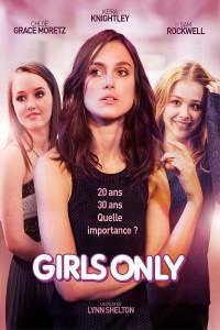 """Affiche du film """"Girls Only"""""""